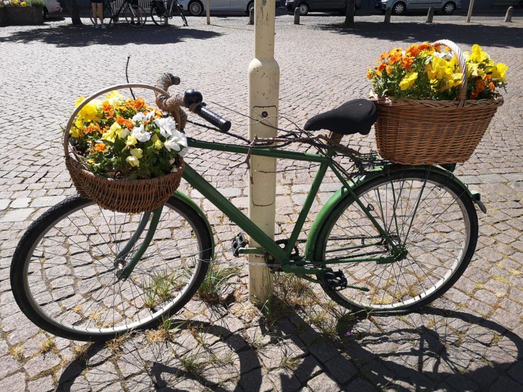 kfd-Radtour @ Treffpunkt an der Kirche in Scharmede